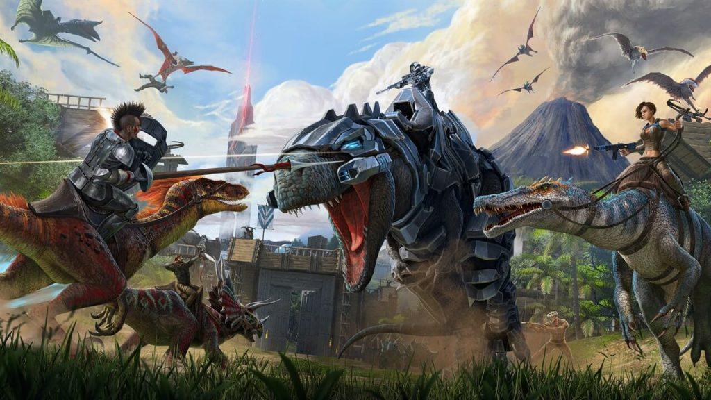 Ark Survival server list for PC, PS4 and Xbox One
