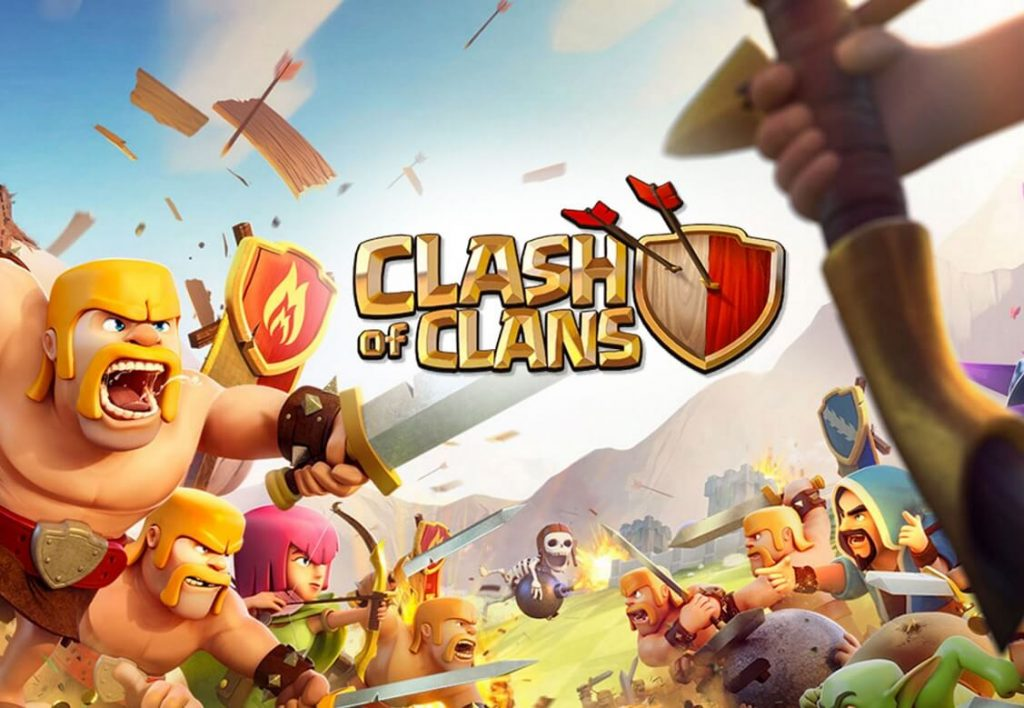 Clash of Clans server list for 2020